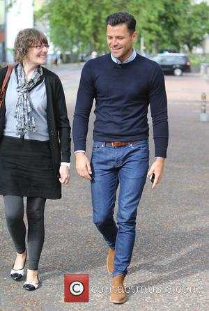 Mark Wright - Mark Wright outside ITV Studios - London, United Kingdom - Tuesday 16th June 2015