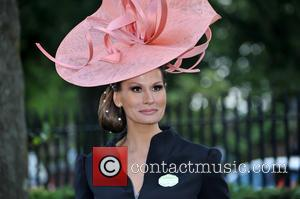 Isabell Kristensen - Royal Ascot 2015 held at Ascot Racecourse - Day 1 at Ascot Racecourse, Royal Ascot - Ascot,...