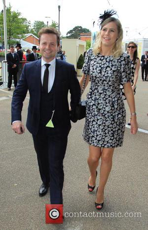 Declan Donnelly and Ali Astall - Royal Ascot 2015 held at Ascot Racecourse - Day 1 at Royal Ascot -...
