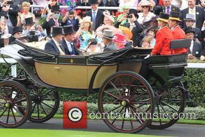 Prince Harry, Prince Andrew, Duke Of York, Queen Elizabeth Ii, Prince Philip and Duke Of Edinburgh