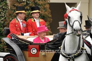 Queen Elizabeth II - Royal Ascot 2015 held at Ascot Racecourse - Day 1 at Ascot Race Course, Royal Ascot...