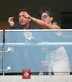Danielle Lineker and Bruno Tonioli