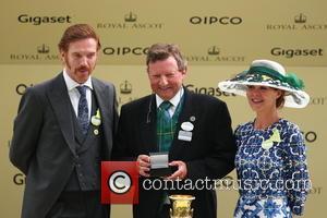 Damien Lewis, Mark Johnson and Helen McCrory