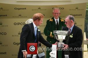 Prince Harry - Royal Ascot 2015 held at Ascot Racecourse - Day 1 at Royal Ascot - Ascot, Berkshire, United...