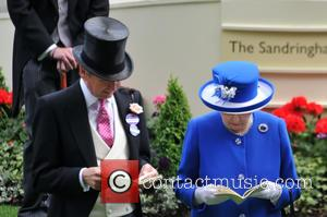 HRH Queen Elizabeth ii - Royal Ascot 2015 - Day 2 at Ascot Race Course, Royal Ascot - Ascot, United...