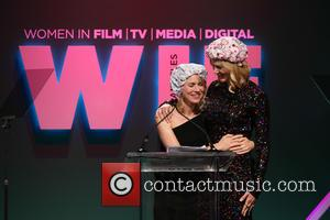 Naomi Watts and Nicole Kidman - Women In Film 2015 Crystal + Lucy Awards - Show at the Hyatt Regency...