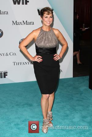 Melora Hardin - Women In Film 2015 Crystal + Lucy Awards held at the Hyatt Regency Century Plaza at Hyatt...