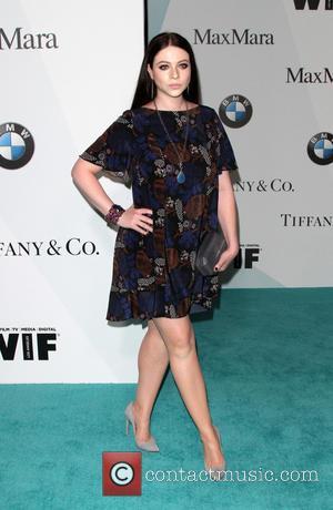 Michelle Trachtenberg - Women In Film 2015 Crystal + Lucy Awards held at the Hyatt Regency Century Plaza at Hyatt...