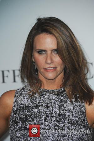 Amy Landecker - Women In Film 2015 Crystal + Lucy Awards - Los Angeles, California, United States - Tuesday 16th...