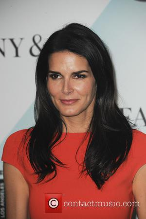 Angie Harmon - Women In Film 2015 Crystal + Lucy Awards - Los Angeles, California, United States - Tuesday 16th...