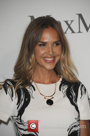 Arielle Kebbel - Women In Film 2015 Crystal + Lucy Awards - Los Angeles, California, United States - Tuesday 16th...