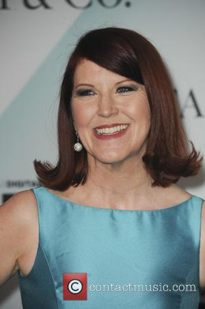 Kate Flannery - Women In Film 2015 Crystal + Lucy Awards - Los Angeles, California, United States - Tuesday 16th...