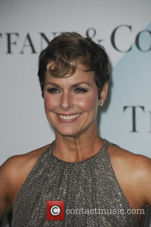 Melora Hardin - Women In Film 2015 Crystal + Lucy Awards - Los Angeles, California, United States - Tuesday 16th...