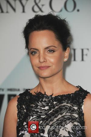 Mena Suvari - Women In Film 2015 Crystal + Lucy Awards - Los Angeles, California, United States - Tuesday 16th...