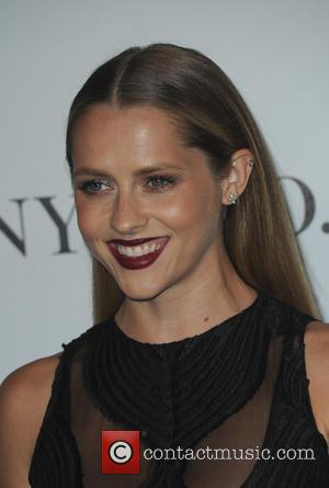 Teresa Palmer - Women In Film 2015 Crystal + Lucy Awards - Los Angeles, California, United States - Tuesday 16th...