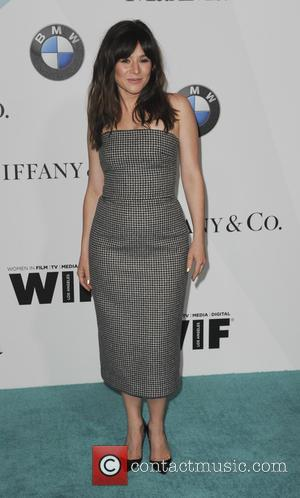Yael Stone - Women In Film 2015 Crystal + Lucy Awards - Los Angeles, California, United States - Tuesday 16th...