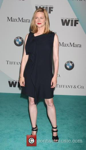 Laura Linney - Women in Film Crystal and Lucy Awards 2015 - Arrivals at Century Plaza Hotel - Century City,...