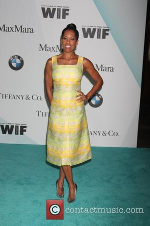 Regina King - Women in Film Crystal and Lucy Awards 2015 - Arrivals at Century Plaza Hotel - Century City,...
