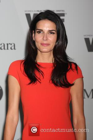 Angie Harmon - Women in Film Crystal and Lucy Awards 2015 - Arrivals at Century Plaza Hotel - Century City,...