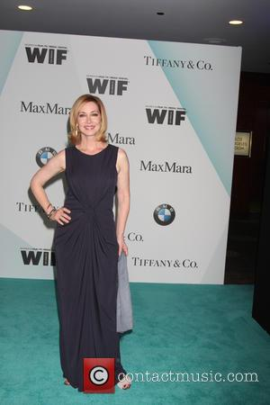 Sharon Lawrence - Women in Film Crystal and Lucy Awards 2015 - Arrivals at Century Plaza Hotel - Century City,...