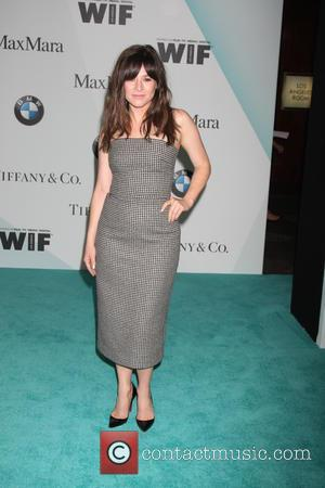 Yael Stone - Women in Film Crystal and Lucy Awards 2015 - Arrivals at Century Plaza Hotel - Century City,...