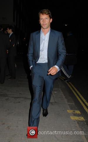 James Blunt - Celebrities at the Chiltern Firehouse - London, United Kingdom - Wednesday 17th June 2015