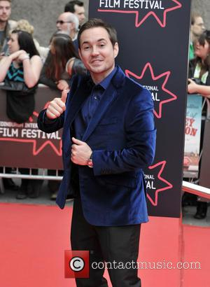 Martin Compston - Arrivals at the Edinburgh International Film Festival Opening Night Gala red carpet. at Festival Theatre - Edinburgh,...