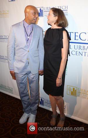 Russell Simmons and Annette Bening - 20th Anniversary of The National Urban Technology Center Gala Awards Dinner held at Gotham...