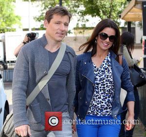 Susanna Reid and Ben Shepherd - Susanna Reid and Ben Shepherd outside the ITV Studios - London, United Kingdom -...