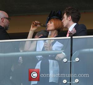 Mary Portas - Royal Ascot 2015 held at Ascot Racecourse - Day 2 at Royal Ascot - Ascot, United Kingdom...