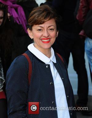 Jo Hartley - Arrivals for the UK premiere of AMY at the Edinburgh International Film Festival at Cineworld - Edinburgh,...