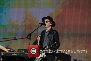 Beck and Beck Hansen - Beck performing at the Barclaycard Presents British Summer Time held at the Hyde Park at...