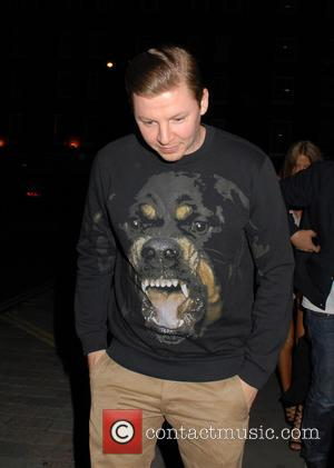 Professor Green - Celebrities at the Chiltern Firehouse - London, United Kingdom - Thursday 18th June 2015