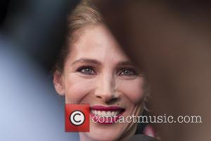 Elsa Pataky - The presentation of new refreshments from Schweppes at the Madrid Railroad Museum - Arrivals - Madrid, Spain...
