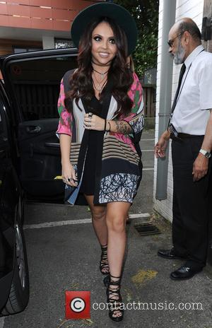 Jesy Nelson - Little Mix leaving the Sony offices in Kensington - London, United Kingdom - Thursday 18th June 2015
