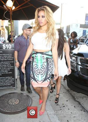 Dinah and Fifth Harmony