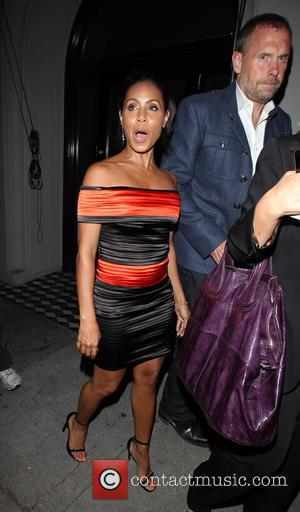 Jada Pinkett Smith - Jada Pinkett Smith leaving Craig's Restaurant in West Hollywood - Los Angeles, California, United States -...