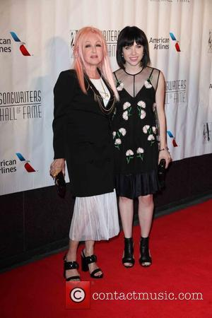 Cyndi Lauper and Carly Rae Jepsen