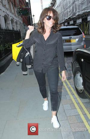 Sheree Murphy - Celebrities at the Chiltern Firehouse - London, United Kingdom - Thursday 18th June 2015