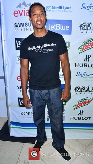 Wesley Jonathan - 11th Annual Irie Weekend - Day 1 - Arrivals at Kimpton Surfcomber Hotel - Miami Beach, Florida,...