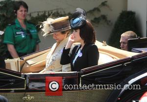 Atmosphere and Princess Anne