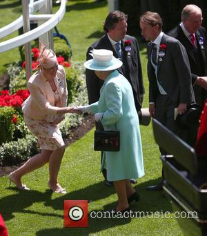 Queen Elizabeth II and Prince Philip - Royal Ascot 2015 held at Ascot Racecourse - Day 3 - Ladies Day...