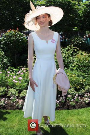 Eleanor Tomlinson - Royal Ascot 2015 held at Ascot Racecourse - Day 3 - Ladies Day at Royal Ascot -...