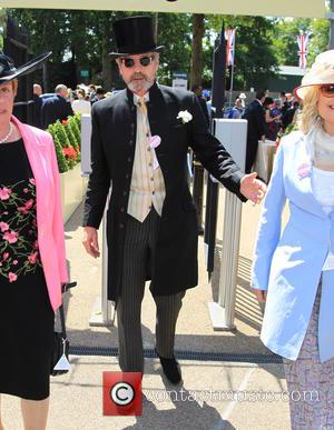 Jeremy Irons - Royal Ascot 2015 held at Ascot Racecourse - Day 3 - Ladies Day at Royal Ascot -...