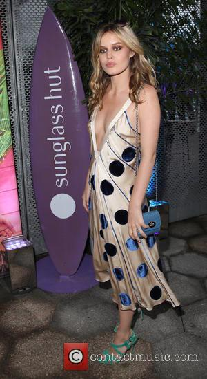 Georgia May Jagger - Sunglass Hut Electric Summer Campaign Kick Off Party at Industry Kitchen - New York, New York,...
