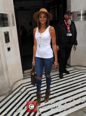 Alesha Dixon - Alesha Dixon at BBC Radio 2 - London, United Kingdom - Friday 19th June 2015