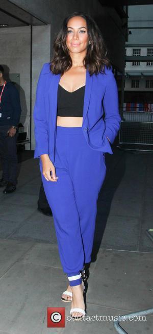 Leona Lewis - Leona Lewis outside BBC Radio 1 - London, United Kingdom - Friday 19th June 2015