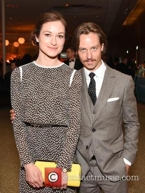 Tom Schilling and Annie Mosebach