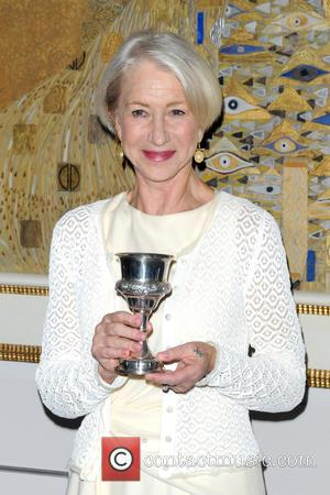 Helen Mirren - Helen Mirren honored by the World Jewish Congress for her recent role in 'Woman in Gold' -...