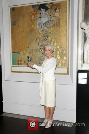 Helen Mirren Honoured For Woman In Gold Role